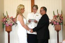 Church Wedding Ceremony Brisbane