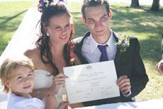 Family Wedding Brisbane