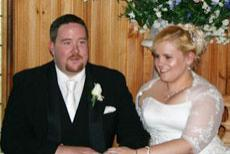 Tracey and Trent's Wedding